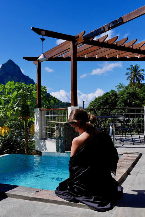 Serrana Villa is a premiere St. Lucia vacation rental at a price that puts hotels and resorts to shame.