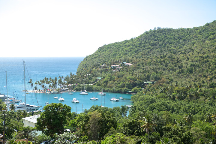 ​Northern St. Lucia- Castries, Rodney Bay, and More