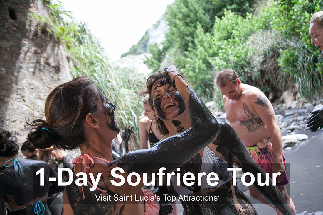 Soufriere Day Tour